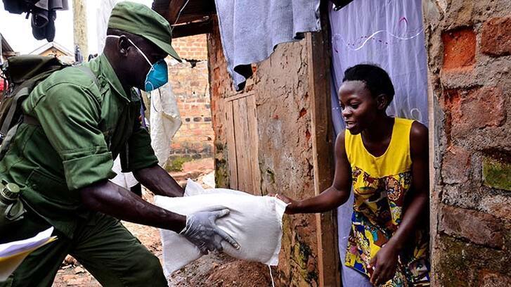 BAE ve Ruanda, Uganda'dan uçuşları yasakladı