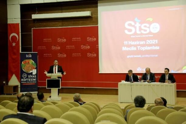 STSO'nun, nisan-mayıs ayı meclis toplantısı gerçekleştirildi