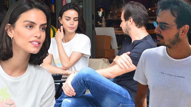 Sadri Alışık ile Çağla Demir'den aşk açıklaması