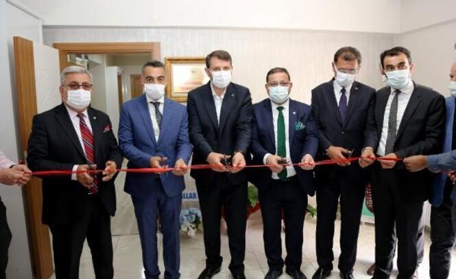 STSO ve Ticaret Borsası Kangal'da temsilcilik açtı