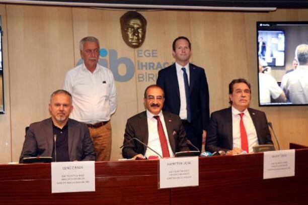 Ege Yaş Meyve Sebze İhracatçıları Birliği'nden 2021'de rekor ihracat beklentisi