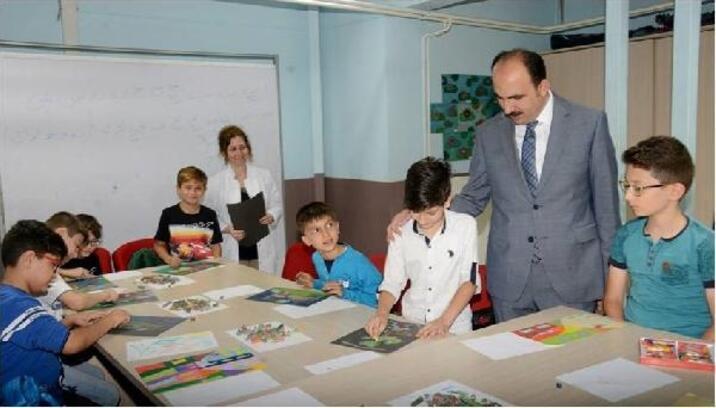 Konya Büyükşehir Belediyesinin ortaokul öğrencilerine yaz etkinlikleri başlıyor