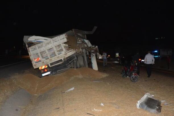 Siverek'de, kaza: 3 yaralı