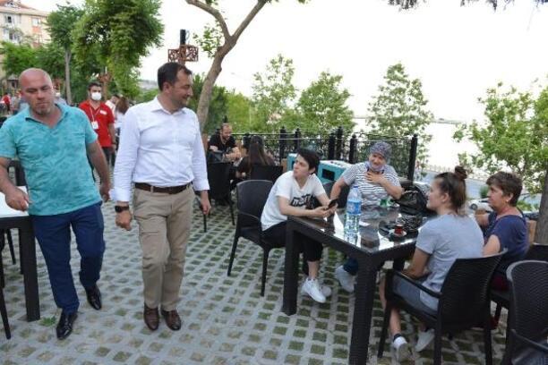 Atatürk Tuna Boyu Seyir Parkı, misafirlerini ağırlamaya başladı