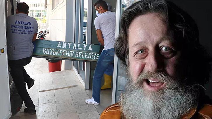 Levent Aykul'un son görüntüleri ortaya çıktı