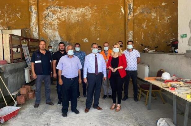 Adilcevaz Belediyesi'nden mesleki yeterlilik eğitimi