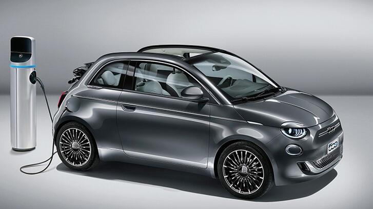 Yeni Fiat 500'e 'Green NCAP'den ödül