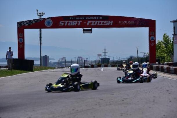 8 saat aralıksız yarışılacak Karting Dayanıklılık Kupası Tuzla'da koşulacak