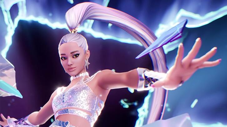 Fortnite Rift Tour etkinliği için oyuna Ariana Grande ekleniyor