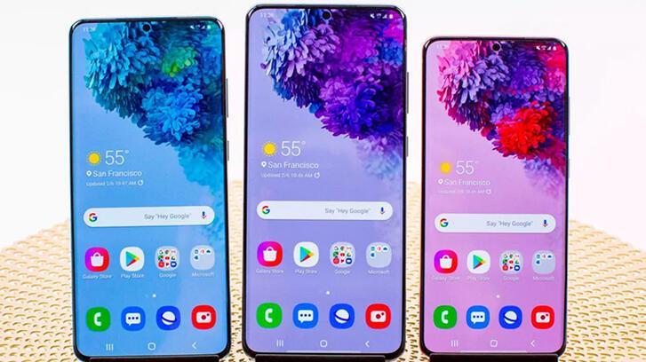 Android 12 güncellemesini alması beklenen Samsung cihazlar