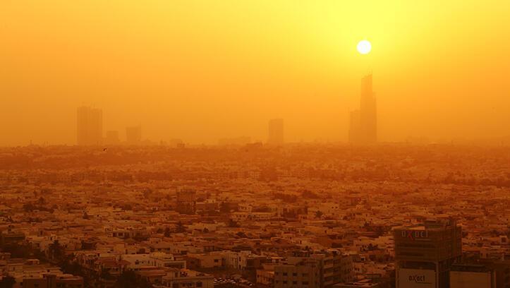 Küresel ısınma nedeniyle iki kent yaşanılmaz seviyede
