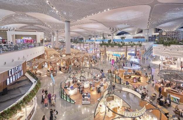 Dünyanın en iyi 10 havalimanı sıralamasında İstanbul Havalimanı ikinci oldu