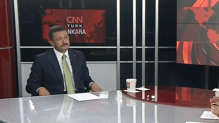 Son dakika... AK Partili Hamza Dağ canlı yayında duyurdu! İşte Cumhur İttifakı'nın oy oranı