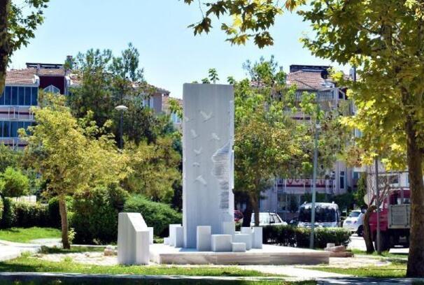 Lüleburgaz'da Balkan Göç Anıtı açılıyor