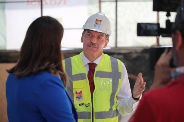 Zeytinburnu Belediye Başkanı Arısoy: İlçemiz için yeni imar planı hazır