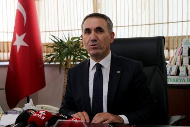 Trakya Birlik Başkanı Kırbiç: Ayçiçeği fiyatları düşmeyecek