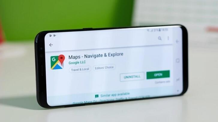Google Maps'e 'hayalet' musallat oldu!