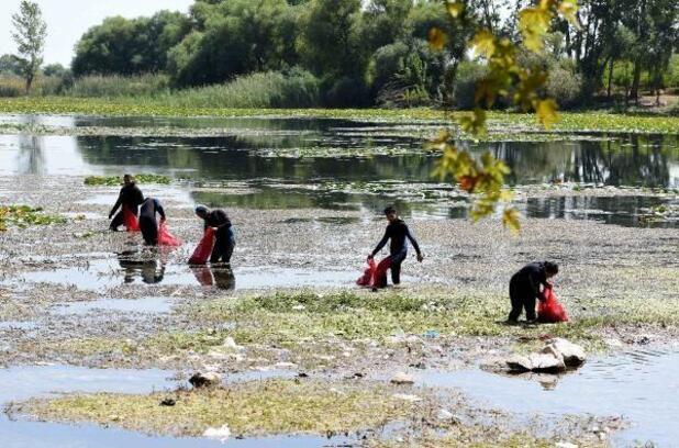 Antalya'nın su kaynağı Kırkgöz'deki kirlilik şaşırttı