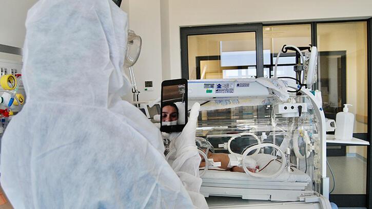 Prof. Dr. Bilge: Covid-19'da erken doğum riski artıyor