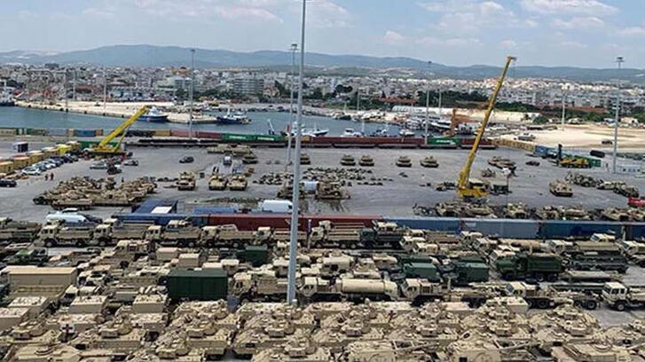 Bölgede kritik gelişmeler...  ABD'nin Yunanistan'da yeni üs kararı ne anlama geliyor?