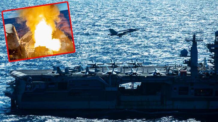 Son dakika... ABD ordusu Batı Trakya ve Ege Denizi'nin ortasına yerleşiyor!