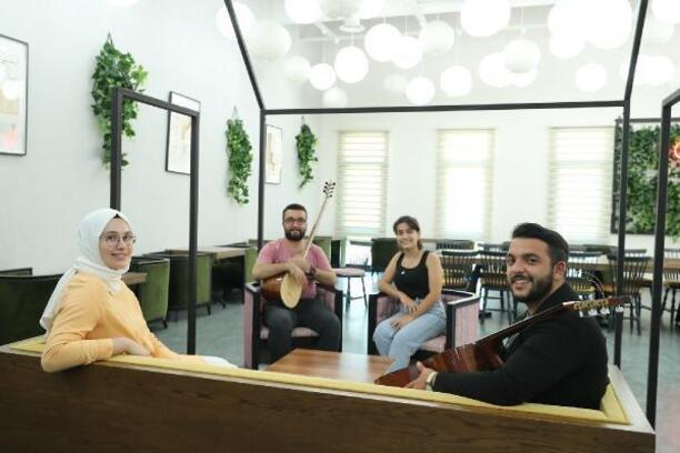 Başakşehir Müzik Akademisi'nden konservatuara