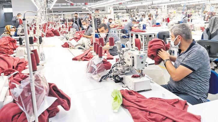 386 bin istihdam tamam ihracat rekoruna 'hazır'lar