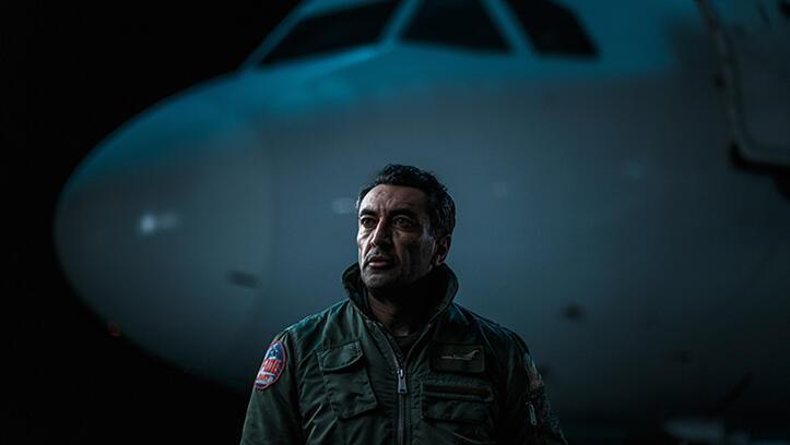 Mehmet Kurtuluş, Into the Night'ı anlattı! 'Tüylerim diken diken oldu'