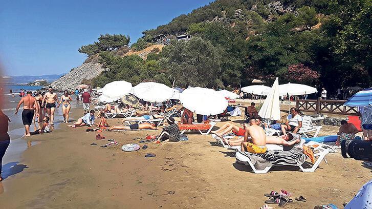 Fahiş fiyatlarla gündem olan plaj işletmelerine çekidüzen