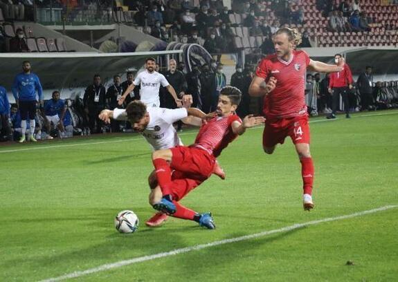 AFJET Afyonspor-Ankaraspor : 2-1