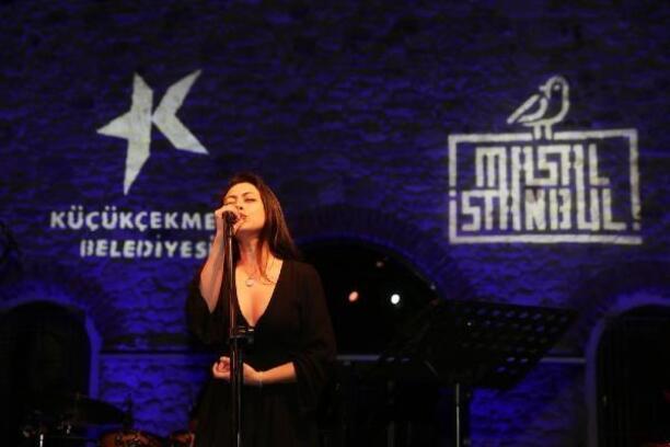 Masal İstanbul Festivali, 'Suyla Gelen Masallar' temasıyla Küçükçekmece'de başladı