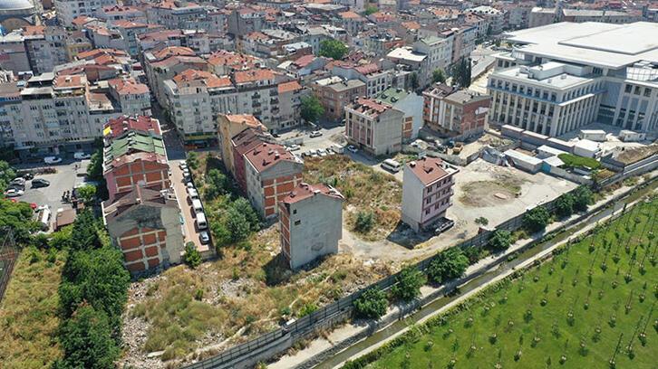 ZeytinburnuÇırpıcı Mahallesi'ndeki kentsel dönüşüm sorunu çözüme kavuştu
