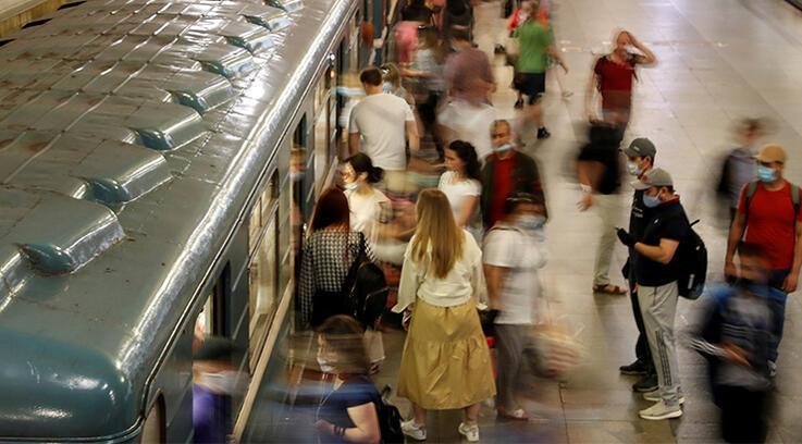 Dünyanın ilk kez yüz tanıma teknolojisi kullanılan 'metrosu'