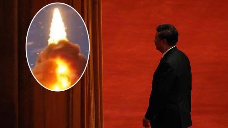 Son dakika... Nükleer füze ABD'yi ayağa kaldırdı! '10 yıl bile dayanamayız'