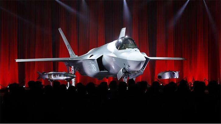 Son dakika: ABD'den kritik F-35 açıklaması