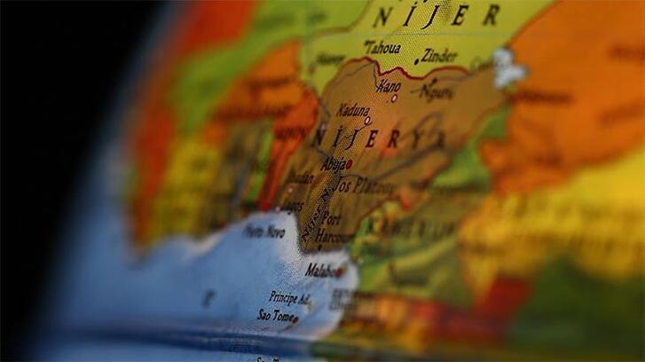 Nijerya'da pazar yerine düzenlenen silahlı saldırı!