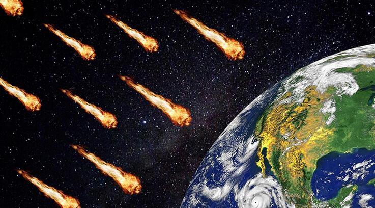 NASA açıkladı: Otobüs büyüklüğünde gök taşı Dünya'yı sıyırıp geçti