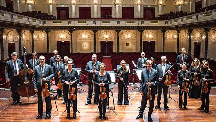 Concertgebouw Oda Orkestrası İstanbul'da