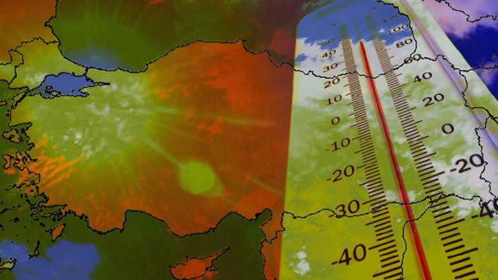 Son dakika: Meteoroloji duyurdu! Sıcak hava geri geliyor