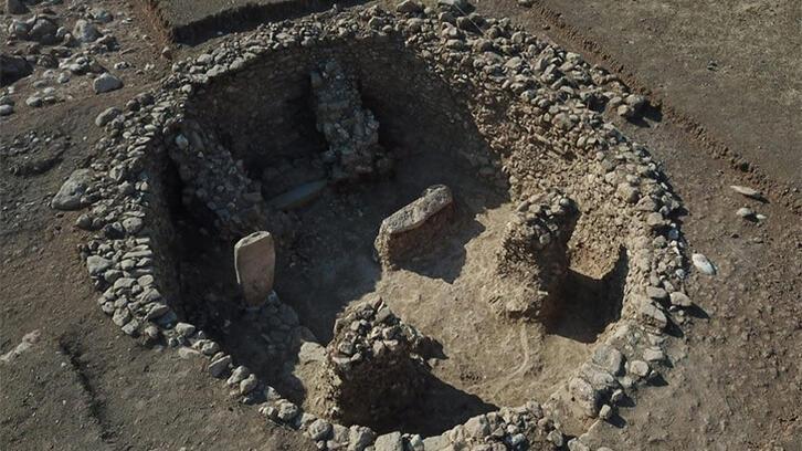 Mardin'de tarihin akışını değiştirecek tapınak! Göbeklitepe'den eski...
