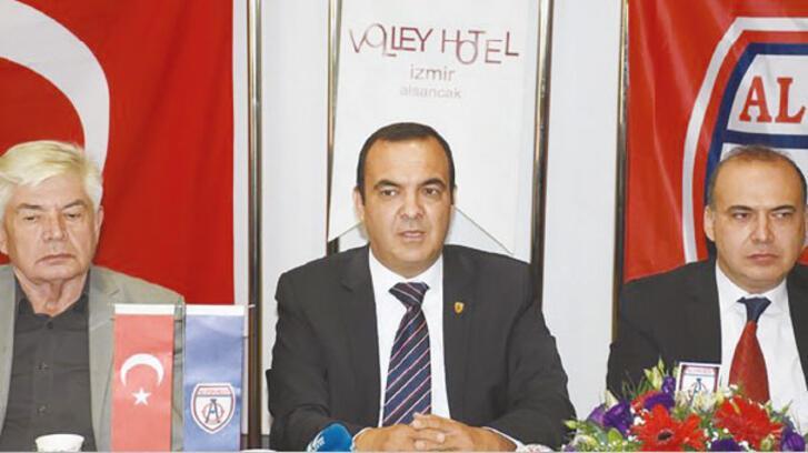 Altınordu'dan Alsancak Stadı talebi