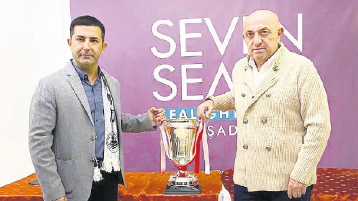 Kuşadasıspor'da hedef yine şampiyonluk