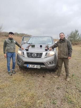 Doğa koruma ekipleri 425 avcıyı denetledi