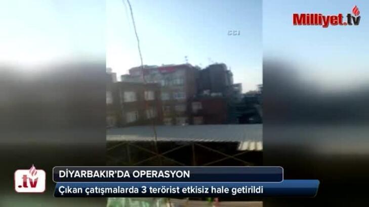 Diyarbakır'da yine PKK saldırısı: 1 polis şehit, 2 polis yaralı