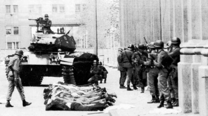 'Askeri tahakküm ortadan kaldırıldı'