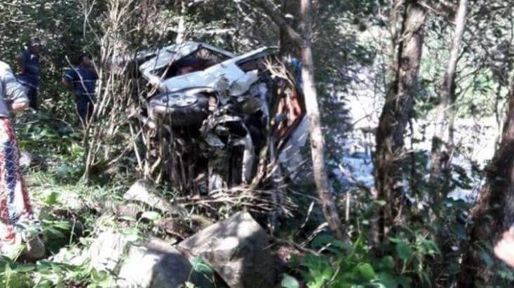 Son dakika: Giresun'daki feci kazada ölü sayısı yükseldi
