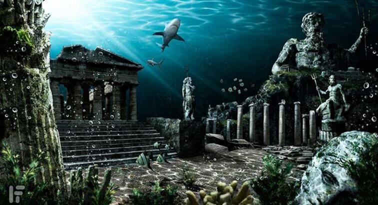 Atlantis bulundu iddiası ortalığı karıştırdı