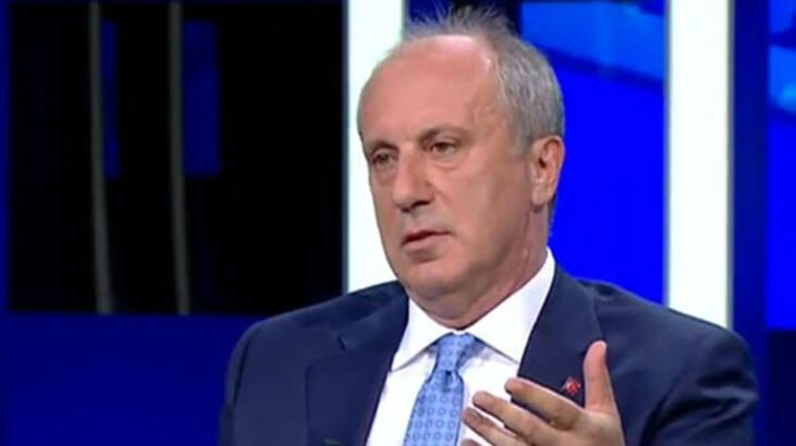 CHP'den Muharrem İnce'nin İstanbul adaylığı için açıklama