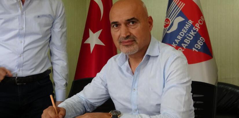Kardemir Karabükspor'da Levent Açıkgöz dönemi