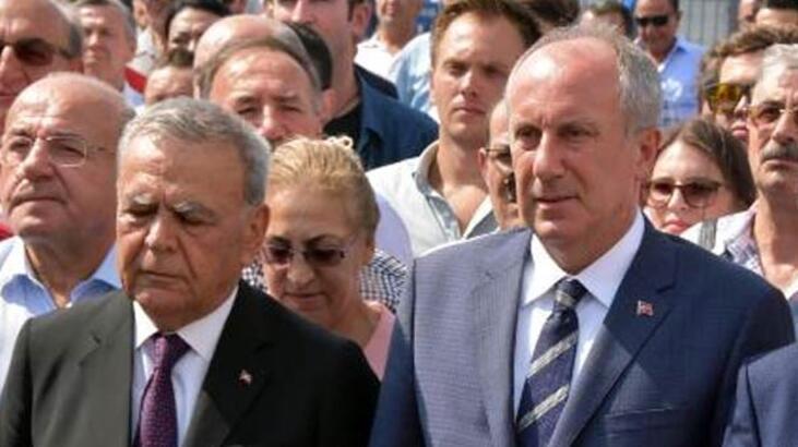 Muharrem İnce 'kurultay' sorusuna İzmir'den yanıt verdi!